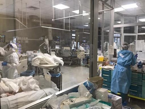 In Piemonte terapie intensive per pazienti Covid quasi esaurite: negli ospedali ne restano 10