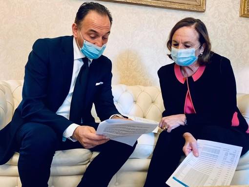 """Cirio incontra il ministro Lamorgese: """"Danni per un miliardo di euro"""""""