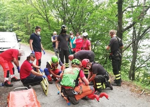 Escursionista torinese cade in una scarpata e perde la vita sull'Appennino forlivese