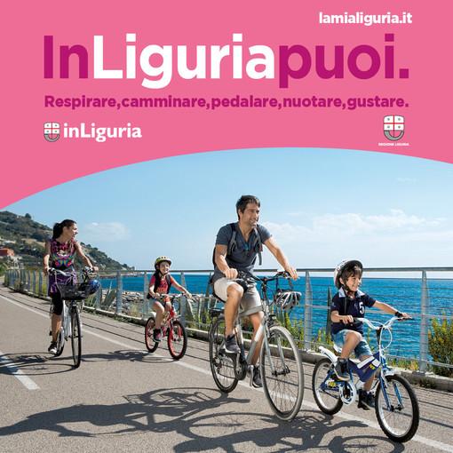 """Turismo: """"in Liguria puoi"""". Il rilancio passa attraverso una maxi campagna di promozione in tutta Italia con 90 testate coivolte"""
