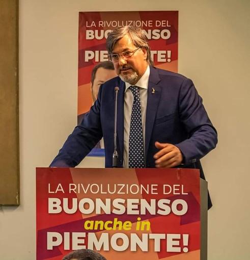 """Icardi: """"Il mio modello di sanità è quello Veneto, dove il privato partecipa con una quota del 7%"""""""