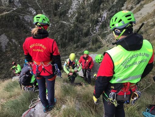Anche il Soccorso Alpino Piemontese impegnato nella lotta al coronavirus