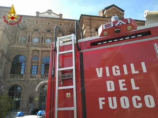 Notizie dal Piemonte. A Cuneo fuoco residenza per anziani a Dogliani