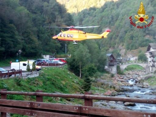 Tragedia in Valsesia, due morti