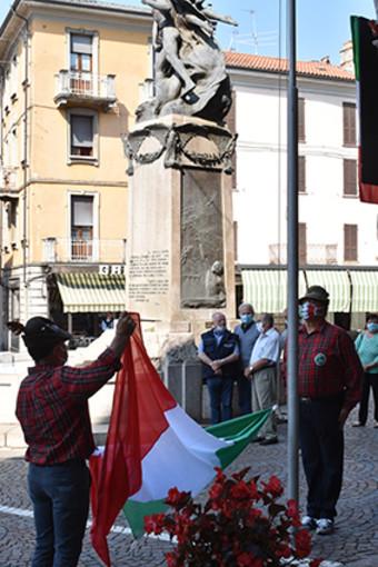 Celebrata a Romagnano la festa della Repubblica