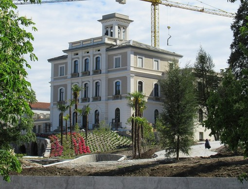 Martedì 15 sarà inaugurata la fontana di Villa Cantoni in memoria della strage nazista del lago maggiore