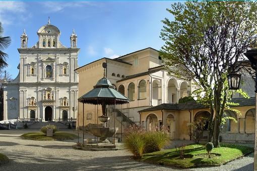 Passegiate in famiglia al Sacro Monte di Varallo