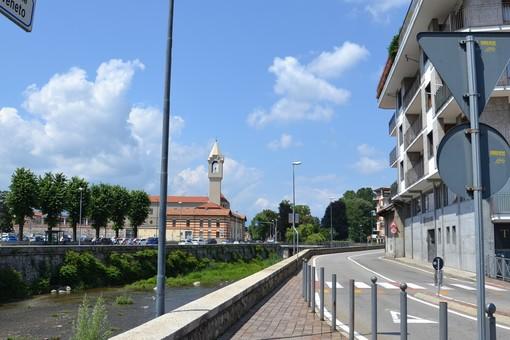 Borgomanero: viabilità modificata per lavori in viale Vittorio Veneto