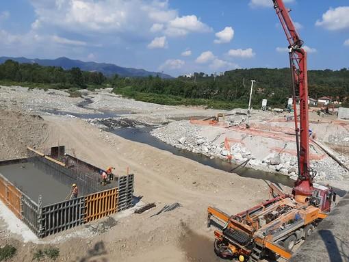 Confermata da parte di Anas la scadenza della consegna del ponte provvisorio per ottobre