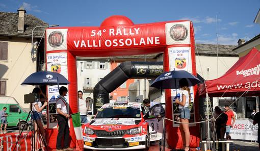 Rally Valli Ossolane, il 16 ottobre aprono le iscrizioni