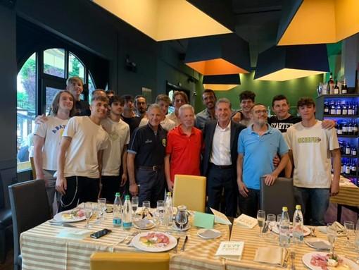 Arona Basket in festa per la promozione nella categoria C Gold
