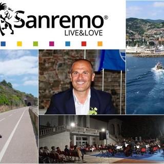 """Decolla l'estate in sicurezza a Sanremo, Sindoni: """"Pronti a coccolare i turisti nel clou della stagione"""" (Video)"""