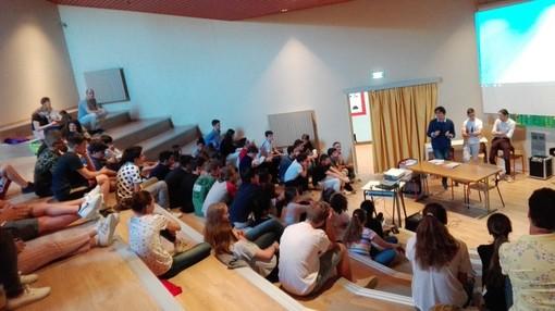 Liceo G. Galilei: Ascuola di Diritto Costituzionale e Parlamentare comparatiper diventare cittadini del futuro