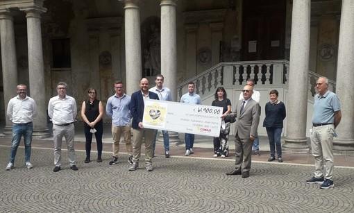 Da soci e clienti Conad un aiuto all'Ospedale di Novara