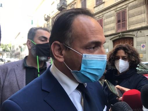 """Nuovo Dpcm in arrivo, Cirio: """"Sì alla mascherina all'aperto. Chiusure anticipate? Non credo"""" [VIDEO]"""
