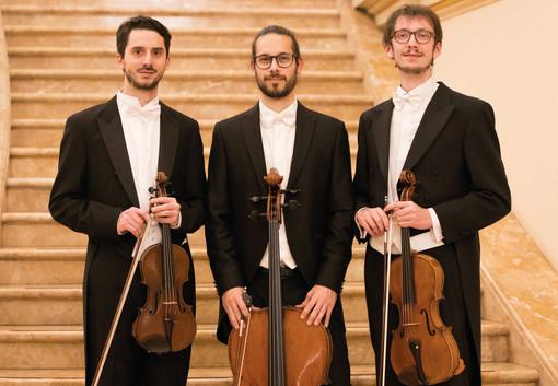 Venerdì 15 il Trio Hegel proporrà le Variazioni Goldberg di Bach a Casa Balsari a Borgo Ticino
