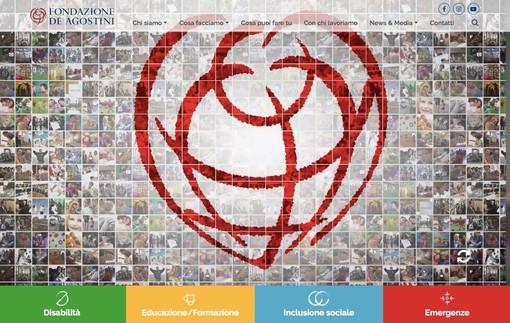 Online il nuovo sito della Fondazione De Agostini  e la nuova pagina Instagram