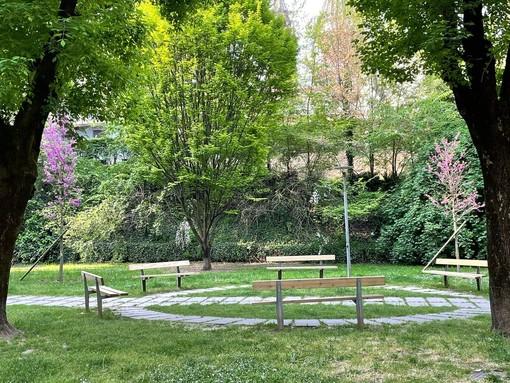 Il 15 maggio verranno inaugurati i giardini di via Solferino