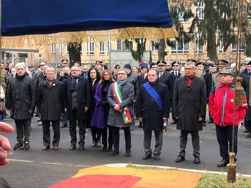 Celebrato a Novara il Giorno del Ricordo