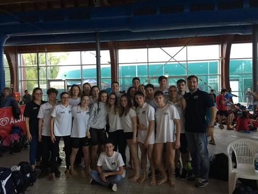 Libertas nuoto Novara, buona la prima a Cremona