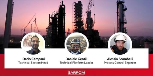 Gli studenti dell'Omar di Novara e del Da Vinci di Borgomanero hanno visitato virtualmente la raffineria Sarpom