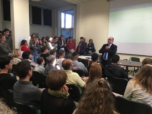 """""""Premio Nervi"""": 120 gli alunni premiati"""