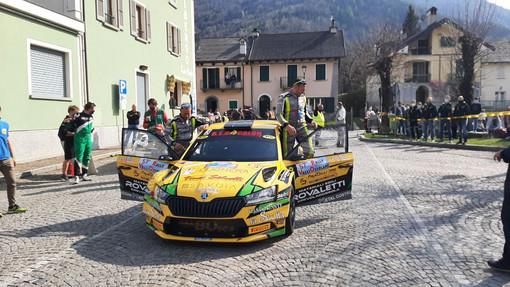 Caffoni e Grossi conquistano per la sesta volta il Rally delle Valli Ossolane