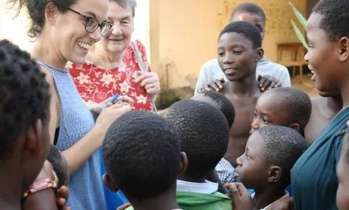 Irene, 34 anni: con la sua associazione toglie dalla strada i bambini del Burundi