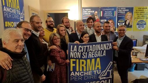 Ecco i Giovani di Fratelli d'Italia