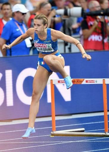 La novarese Linda Olivieri ai Campionati Mondiali di atletica leggera