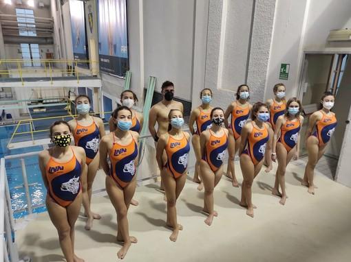 """Nuoto sincronizzato: la """"pluristellata"""" Libertas Novara  fa il pieno di qualificazioni per i campionati italiani invernali di riccione"""