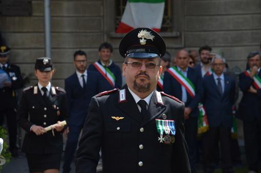 Domani a Monticello l'addio al carabiniere Marco Licata