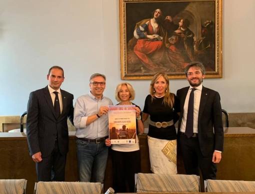 """""""Diamo luce ai sogni"""", il Rotary San Gaudenzio per l'Unione Ciechi"""