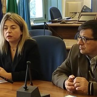 Michela Leoni e Alfredo Corazza