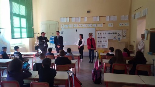 Primo giorno di scuola a Novara e nel Novarese, per 44mila studenti