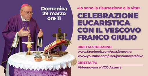 La messa del Vescovo verrà trasmessa in streaming