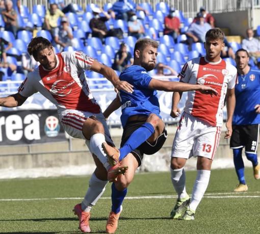 Primo punto casalingo per il Novara Fc in Serie D