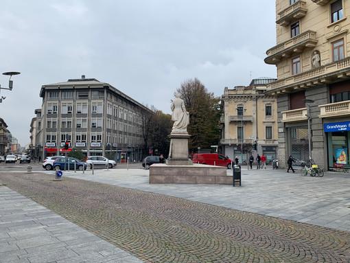 Al via lunedì i lavori in Corso Garibaldi e Piazza Cavour
