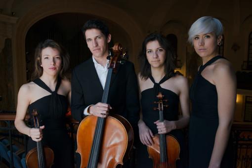 """Arona, Festival LagoMaggioreMusica 2019: venerdì 16 agosto si esibisce il """"Quartetto Echos"""""""