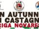 Un autunno in castagna: sabato 19 la cena a Briga Novarese