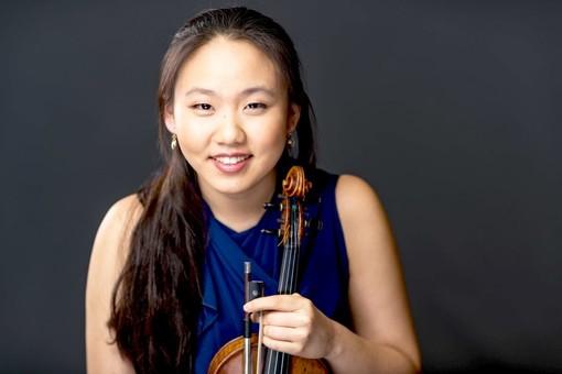 Arona, Festival Lago Maggiore Musica 2019: Stella Chen al violino