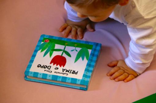 Nati per Leggere: un libro in dono ai nuovi nati