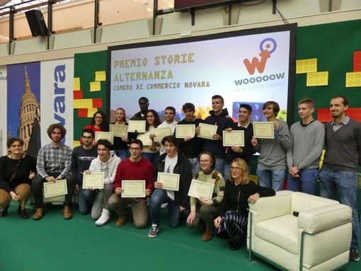 """Premio """"Storie di alternanza"""": vincono per i migliori video sull'alternanza scuola-lavoro i licei """"Enrico Fermi"""" di Arona e """"San Lorenzo"""" di Novara"""