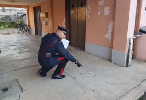 Cameri: respinto dalla ex si vendica facendo esplodere una bomba carta