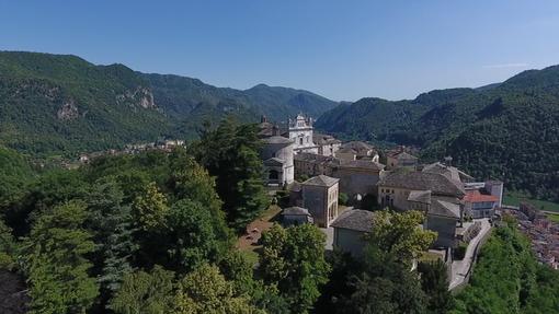 Sacro Monte di Varallo, dopo 33 anni padre Temporelli lascia il servizio