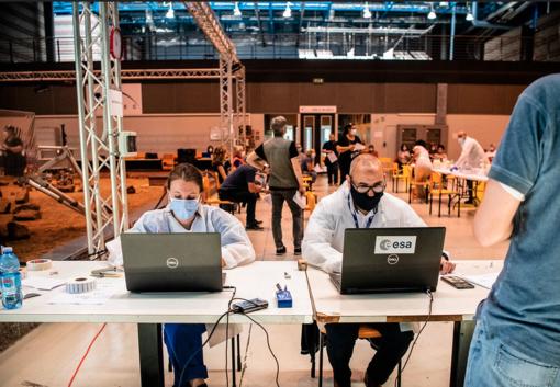 Anpas, test sierologici a volontari e dipendenti al laboratorio mobile di Altec