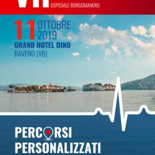 Percorsi personalizzati in Cardiologia VII convegno cardiologico Ospedale Borgomanero