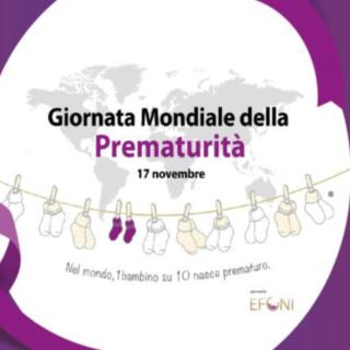 17 novembre: Giornata Mondiale della Prematurità
