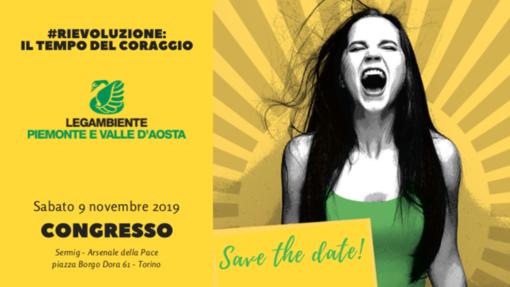 Sabato 9 novembre il congresso interregionale di Legambiente Piemonte e Valle d'Aosta