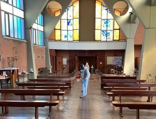 Le parrocchie si preparano alla prima domenica con le messe